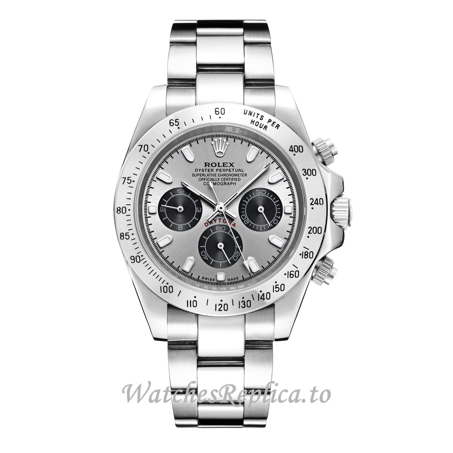 2018 rolex daytona gray dial 116509 40mm. Black Bedroom Furniture Sets. Home Design Ideas