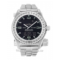Breitling Emergency Grey Dial E56121-42 MM