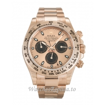 Rolex Daytona Rose Dial 116505-40 MM