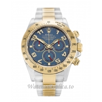 Rolex Daytona Blue Dial 116523-40 MM