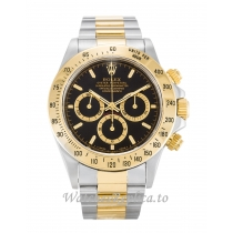 Rolex Daytona Black Dial 16523-40 MM