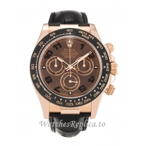 Rolex Daytona Chocolate Dial 116515 LN-40 MM
