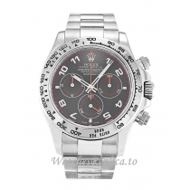 Rolex Daytona Black Dial 116509-40 MM