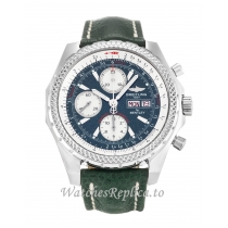 Breitling Bentley GT Green Dial A13362-45 MM