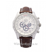 Breitling Bentley GT White Dial A13362-45 MM