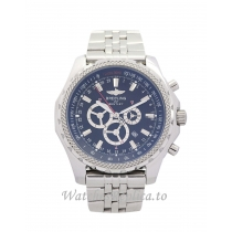Breitling Bentley GT Blue Dial A13362-45 MM