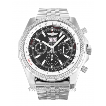 Breitling Bentley 6.75 Black Dial A44362-49 MM