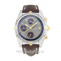 Breitling Chronomat Grey Dial B13047 38MM