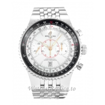 Breitling Legende White Dial A23340 47MM