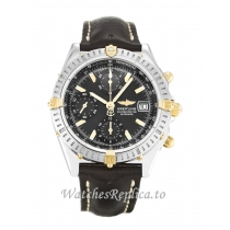 Breitling Chronomat Blue Dial B13352 39MM