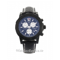 Breitling Chronomat Blue Dial 40MM