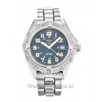Breitling Colt Quartz Blue Dial A57035 38 MM