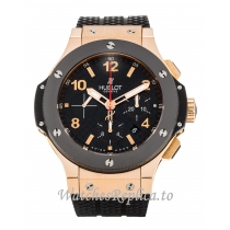 Hublot 44mm Black Dial 301.PB.131.RX 44 MM