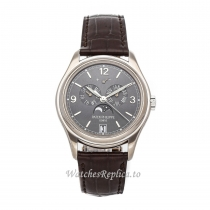Patek Philippe Annual Calendar Replica Watch 5146G-010 39MM