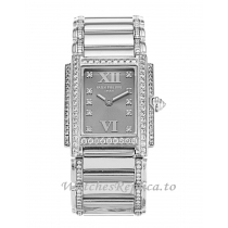 Patek Philippe Twenty 4 Grey Diamond Dial 4908/310G 23 MM