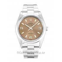 Rolex Air-King Salmon Dial 14000-34 MM