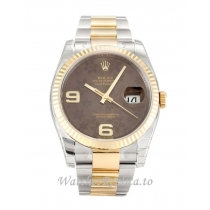 Rolex Datejust Floral Dial 116233 36MM