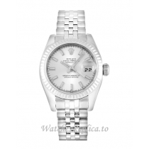 Rolex Datejust Lady Silver Dial 179174 26MM