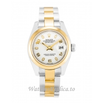 Rolex Datejust Lady White Dial 179163 26MM