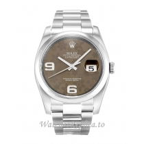 Rolex Datejust Floral Dial 116200 36MM