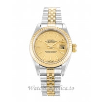 Rolex Datejust Lady Champagne Dial 79173 26MM