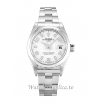 Rolex Datejust Lady White Dial 79160 26MM
