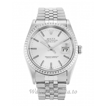 Rolex Datejust Silver Dial 16220-36 MM