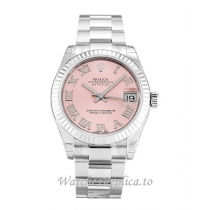 Rolex Datejust Lady Pink Dial 178274 31MM