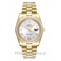 Rolex Datejust 116233 Replica 36MM