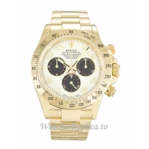 Rolex Daytona White Dial 116528 40MM