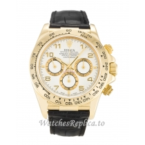 Rolex Daytona White Dial 16518 40MM