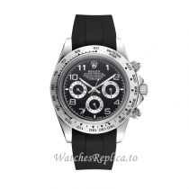 Rolex Daytona Automatic 116519LN 42MM Replica Watch