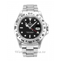 Rolex Explorer Black Dial 16550-40 MM