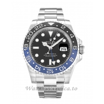 Rolex GMT Master II Black Dial 116710 BLNR-40 MM