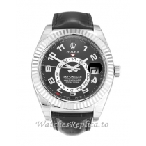 Rolex Sky Dweller Black Dial 326139 42 MM