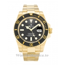 Rolex Submariner Black Dial 116618 LN-40 MM