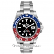 Replica Rolex GMT Master Pepsi Bezel 116719 40MM