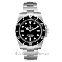 Replica Rolex Submariner Ceramic Bezel 114060 40MM