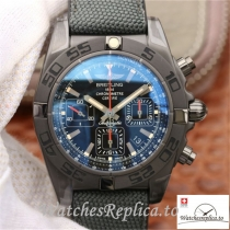 Swiss Breitling Chronomat Replica MB0111C3/BE35/153S.M Black Bezel 44MM