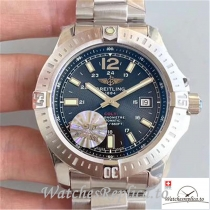 Swiss Breitling Colt Automatic Replica A1738811-BD44-173A Silver Bezel 44MM