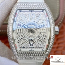 Swiss Franck Muller Vanguard Replica V45.SC.DT.D.NBR.CD.5N.NR 003 Number Markers 45MM×14MM