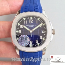 Swiss Patek Philippe Aquanaut Replica 5168G-001 001 Blue Strap 40.5MM