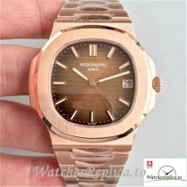 Swiss Patek Philippe Nautilus Replica 5711/1R-001 Stick Markers 40MM