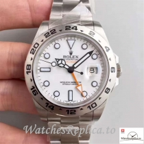 Swiss rolex Explorer II Replica 216570 001 Number Markers 42MM