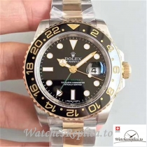 Swiss Rolex GMT-Master II Replica 116713LN Black Dial 40MMx12.1MM