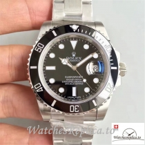 Swiss Rolex Submariner Replica 114060 Silver Strap 40MM