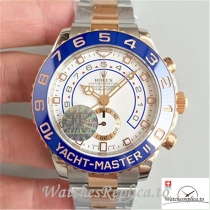 Swiss Rolex Yacht Master II Replica 116681 Number Markers 44MM