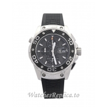 Tag Heuer Aquaracer Black Dial CAJ2110.FT6023 43 MM