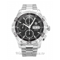 Tag Heuer Aquaracer Black Dial CAF2010.BA0815 43 MM