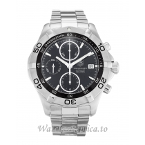 Tag Heuer Aquaracer Black Dial CAF2110.BA0809 41 MM